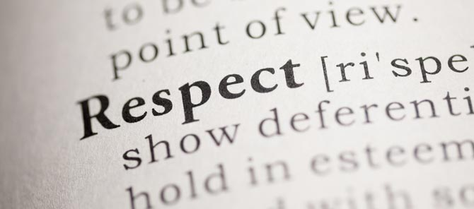 Quote About Respect For Kids From A Book On Teaching Responsibility And Self