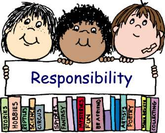 Responsibility pictures for kids