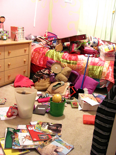 Helping Disorganized Kids Become Organized