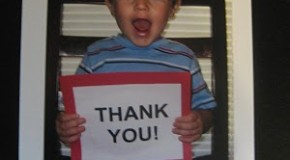 Proven Benefits of Getting Kids to Write Thank Yous