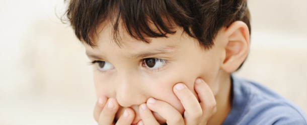 Signs of Stress in Children and Teens