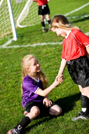 Teaching Kids Good Sportsmanship Both On And Off The Field By Dr