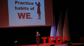 Empathy Is a Verb: My TEDx Talk to Start An UnSelfie Revolution