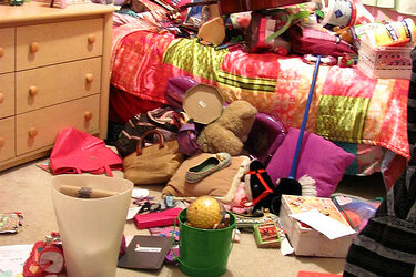 Helping Disorganized Kids Become Organized