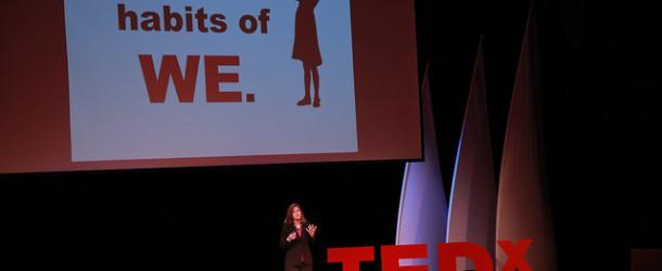 Empathy Is a Verb: My TEDx Talk to Start An UnSelfie Revolution